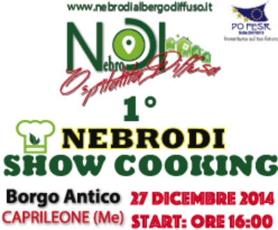 banner caprileone SHOW COOKING2