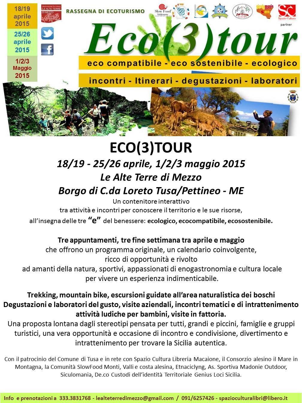 Eco(3)Tour