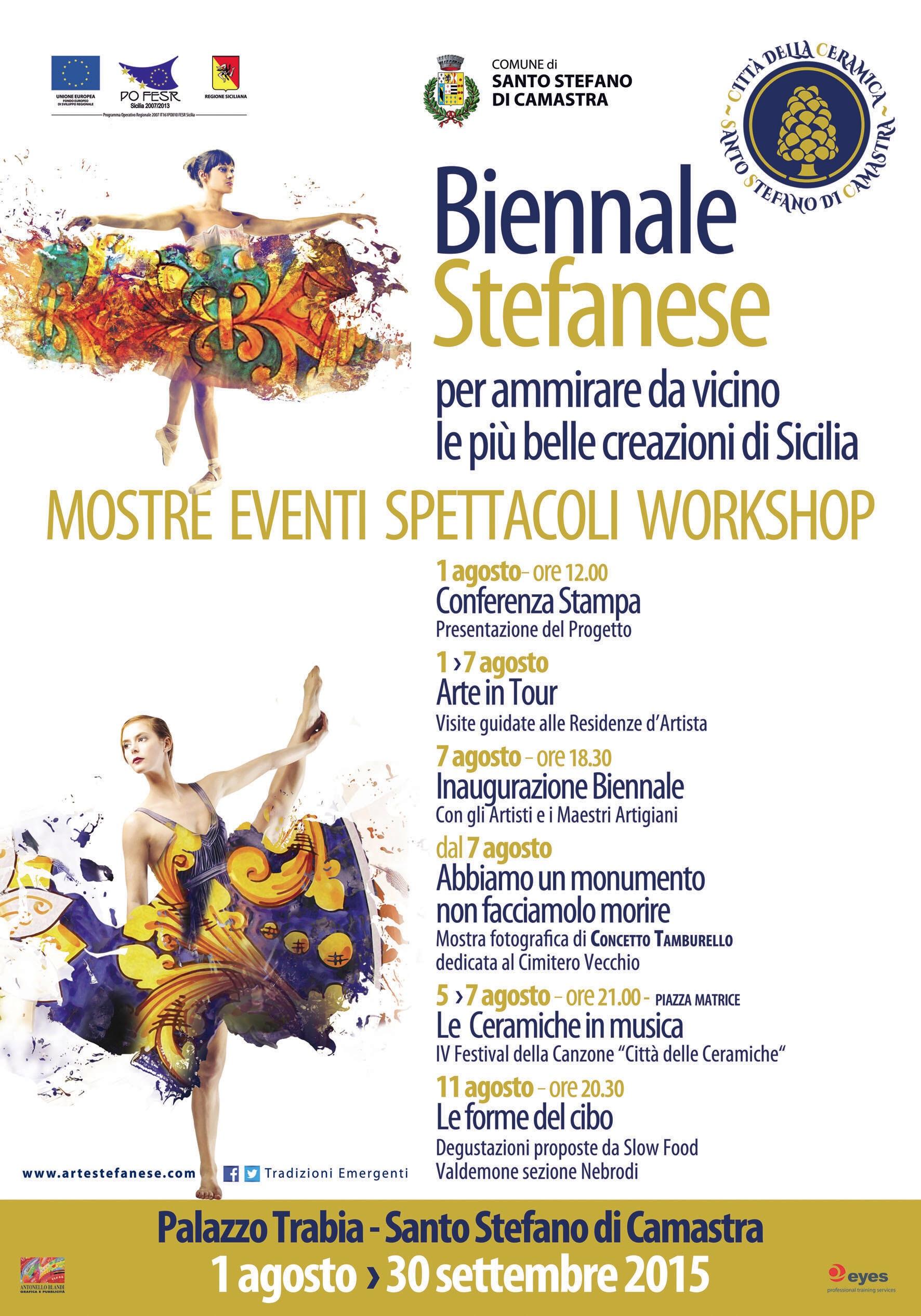 Biennale stefanese