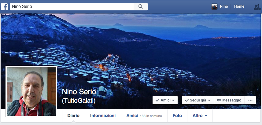 Tutto Galati Mamertino Faeebook