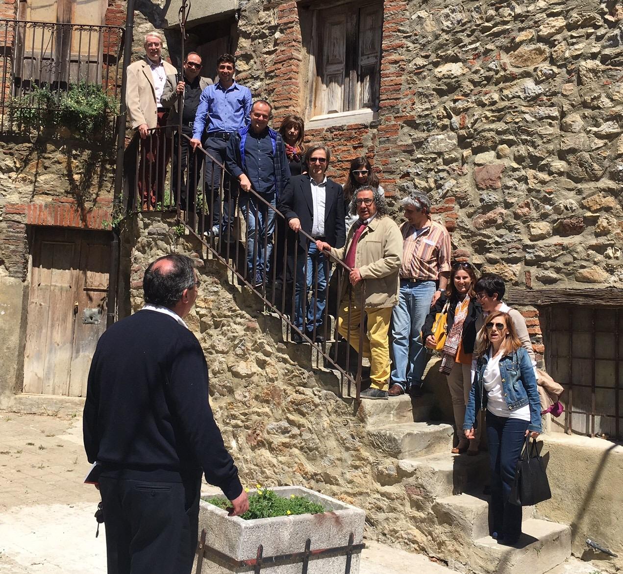 Riqualificazione urbana a Mirto, Ordine architetti