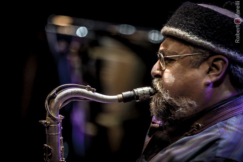 Joe Lovano Umbria jazz winter 2014 Orvieto © Roberto Cifarelli