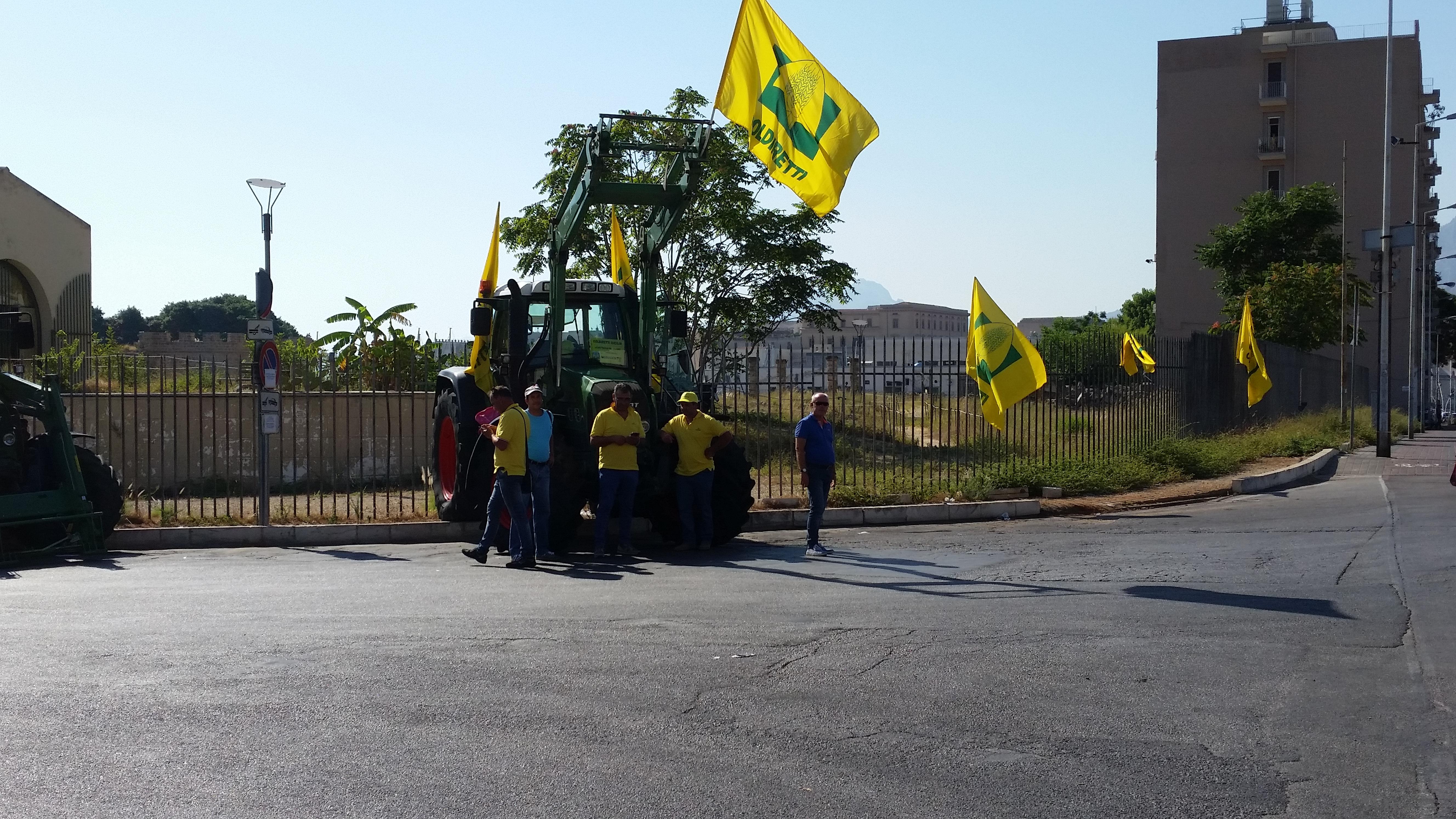 manifestazione trattoricoldiretti