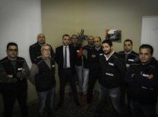 Foto di gruppo Manganaro
