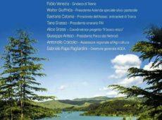 Locandina presentazione progetto Il bosco etico