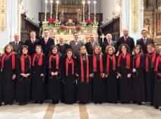 Foto coro 2016
