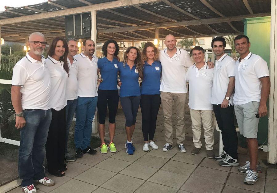dirigenti, staff ed atlete