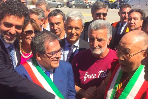 Dalai Lama in Sicilia, parte il tour di 3 giorni