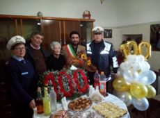 Marietta Alberti 100 anni Capizzi