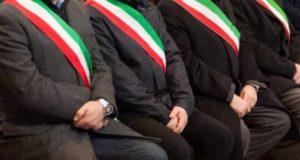 fascia tricolore sindaci