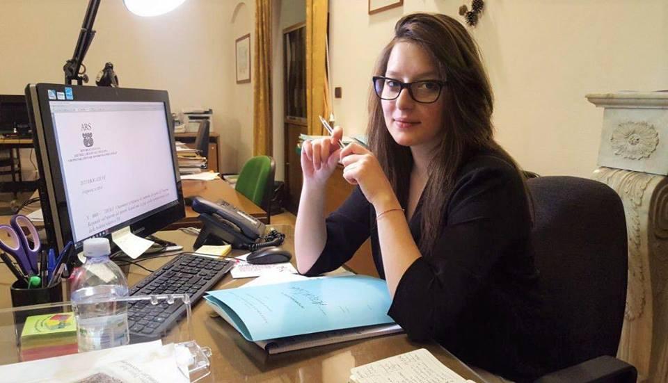 Elena Pagana deputato regionale Sicilia