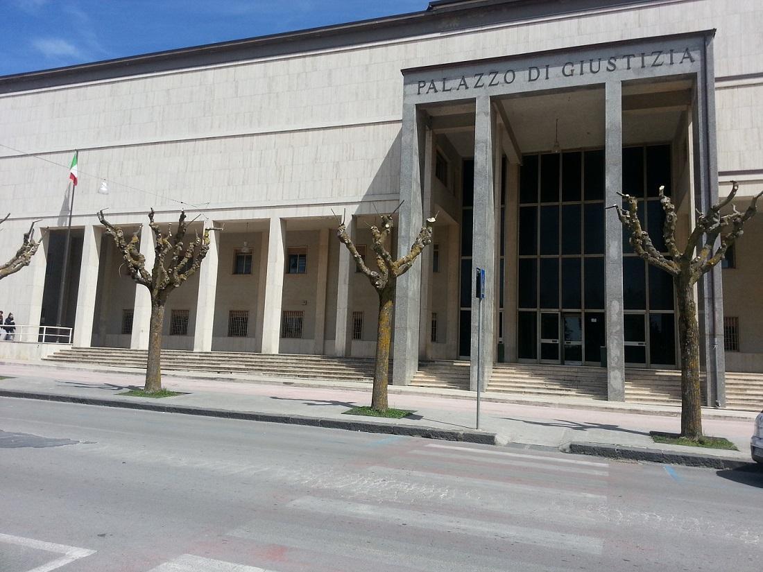 tribunale di Enna- repertorio
