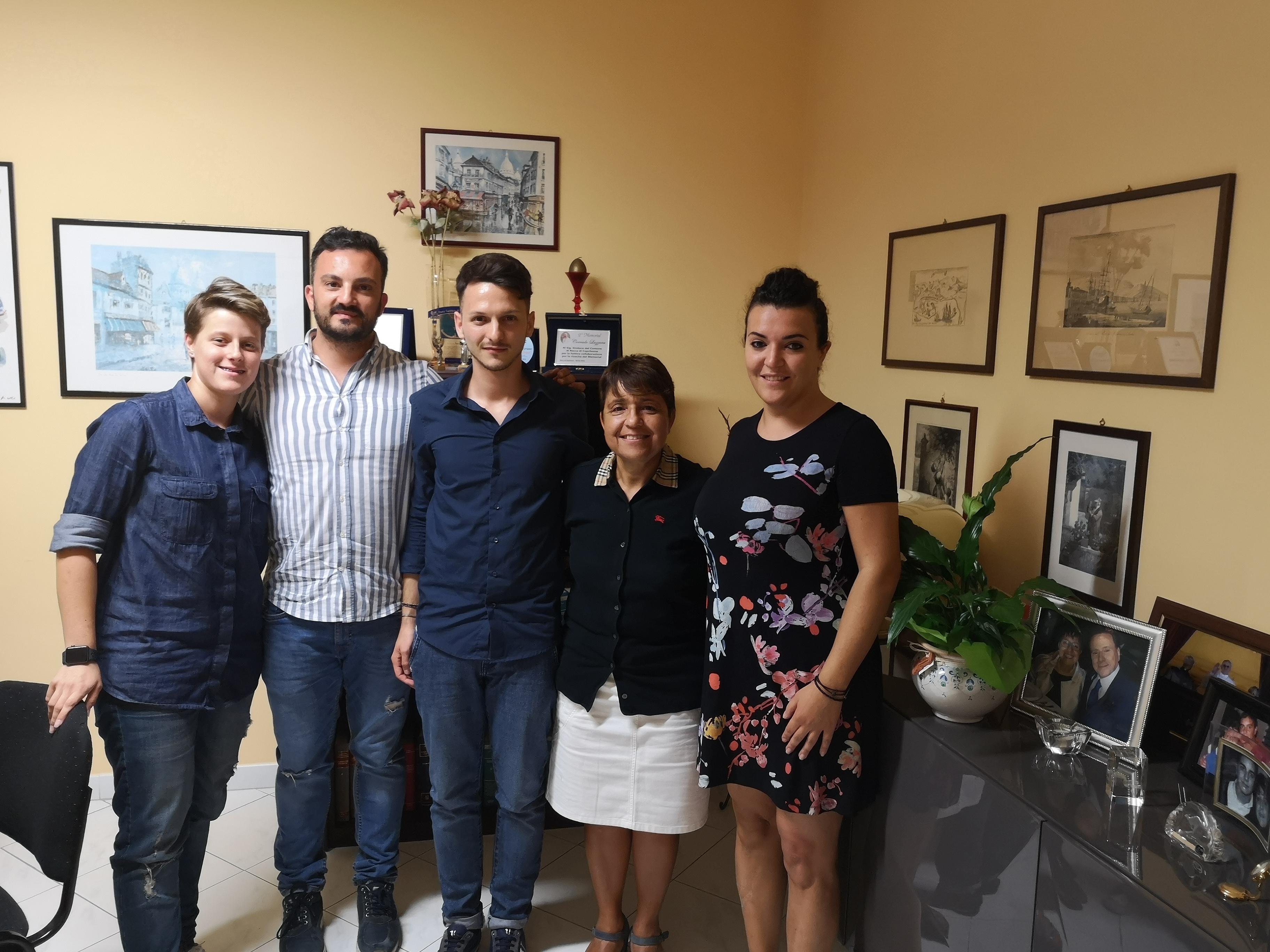 La Consulta dei Nebrodi incontra l'Assessore Bernadette Grasso