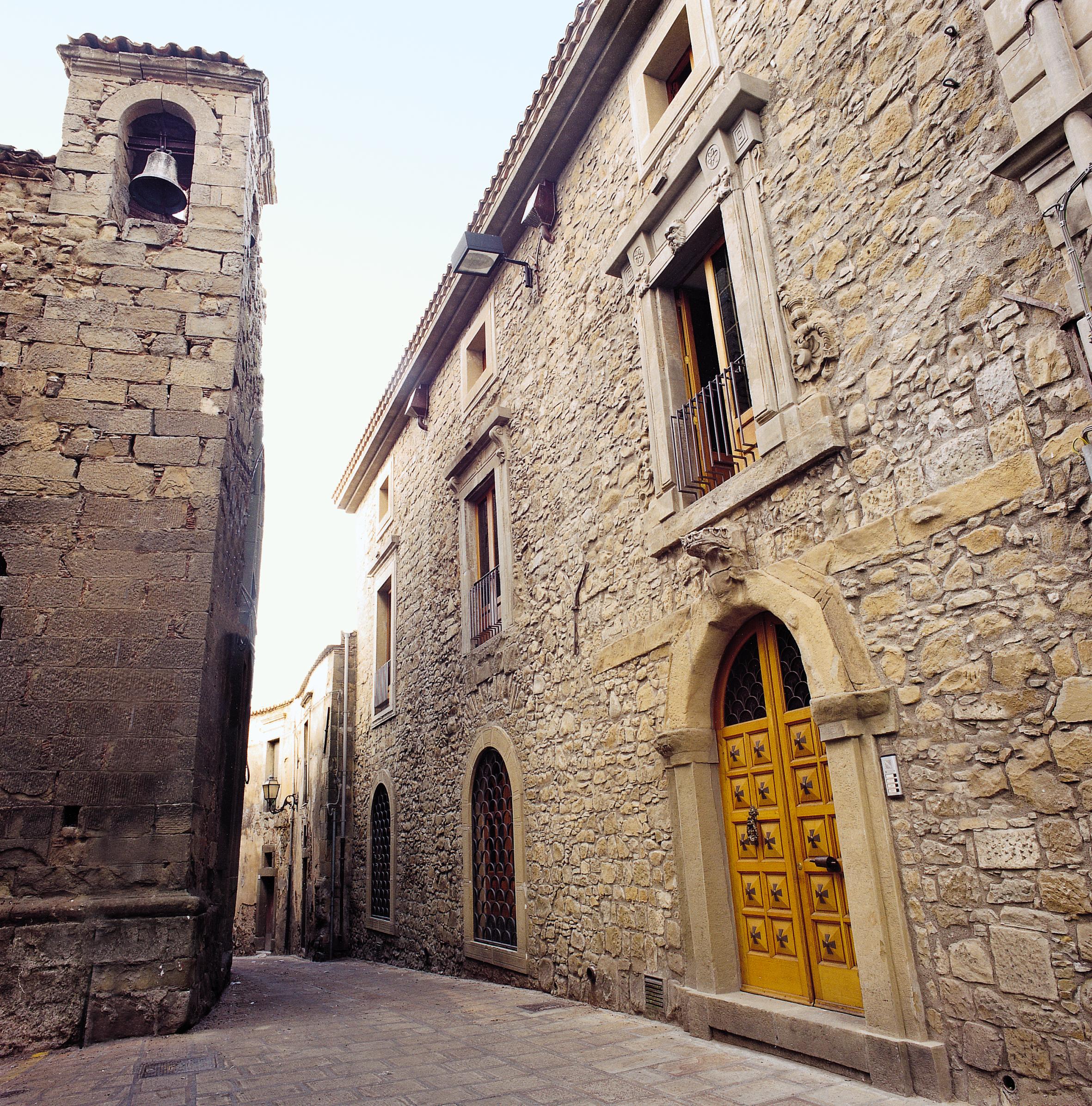 centro storico di Troina