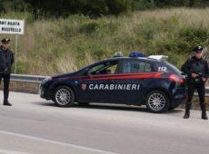 carabinieri di Sant'Agata Militello