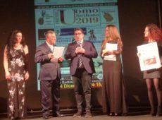 """Fabio Venezia vince il premio """"Uomo Siciliano 2019"""""""