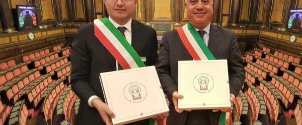 Francesco Re e Luigi Miceli