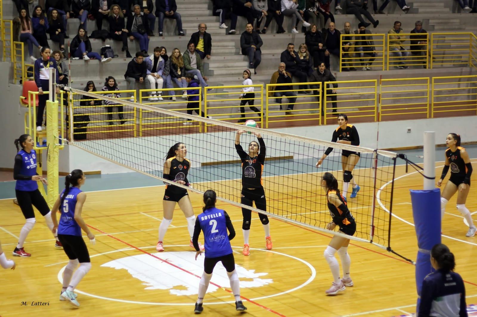 Nigithor Volley Santo Stefano di Camastra