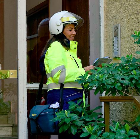 Portalettere di Poste Italiane
