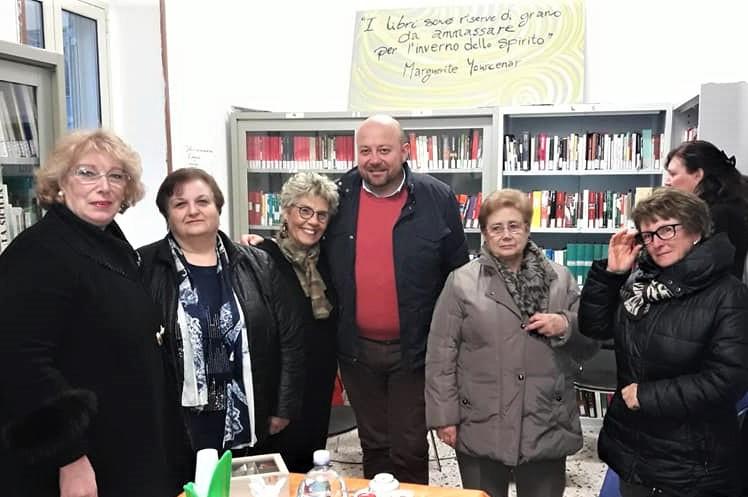 """A Pettineo il progetto culturale """"Ci vediamo in biblioteca ..."""