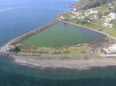 Santa Marina Salina, in arrivo i frangiflutti a difesa del laghetto di Punta Lingua