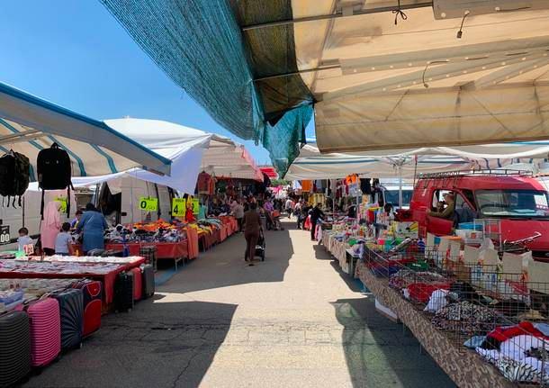 Sant'Agata, da martedì 9 giugno riapre il mercato settimanale
