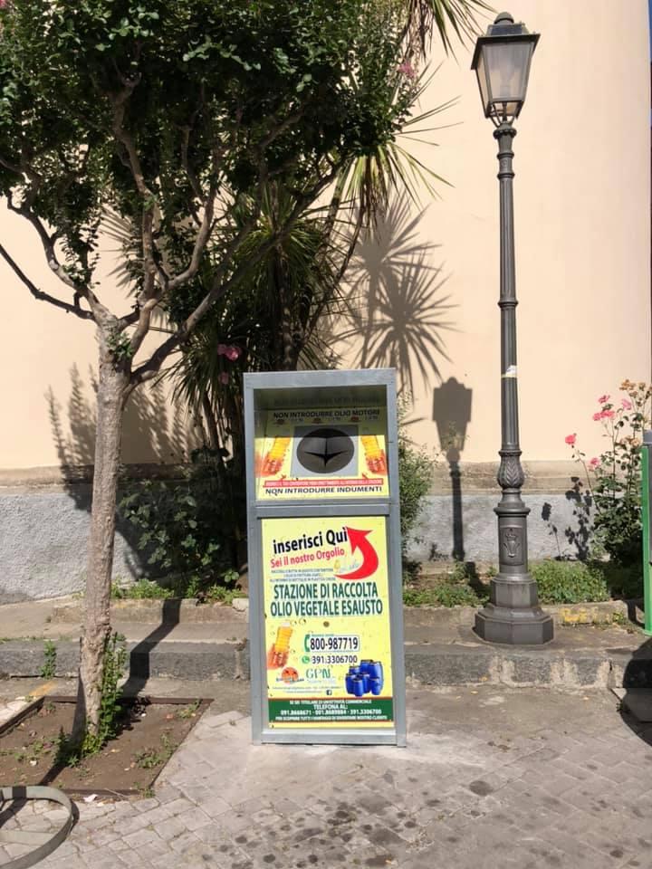 San Piero Patti, al via raccolta degli oli alimentari esausti