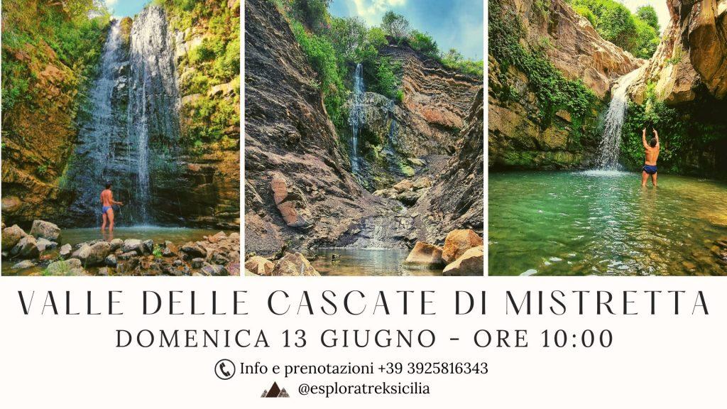 Esplora Trek Sicilia Mistretta