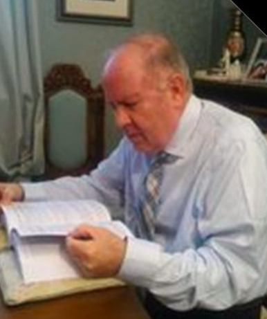 Salvatore Sirna, ex sindaco di San Teodoro